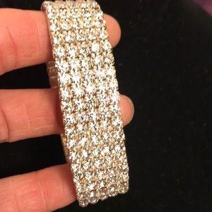 Jewelry - Set of 2 GLITZ rhinestone bracelets